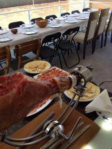 Cortador de jamón Madrid