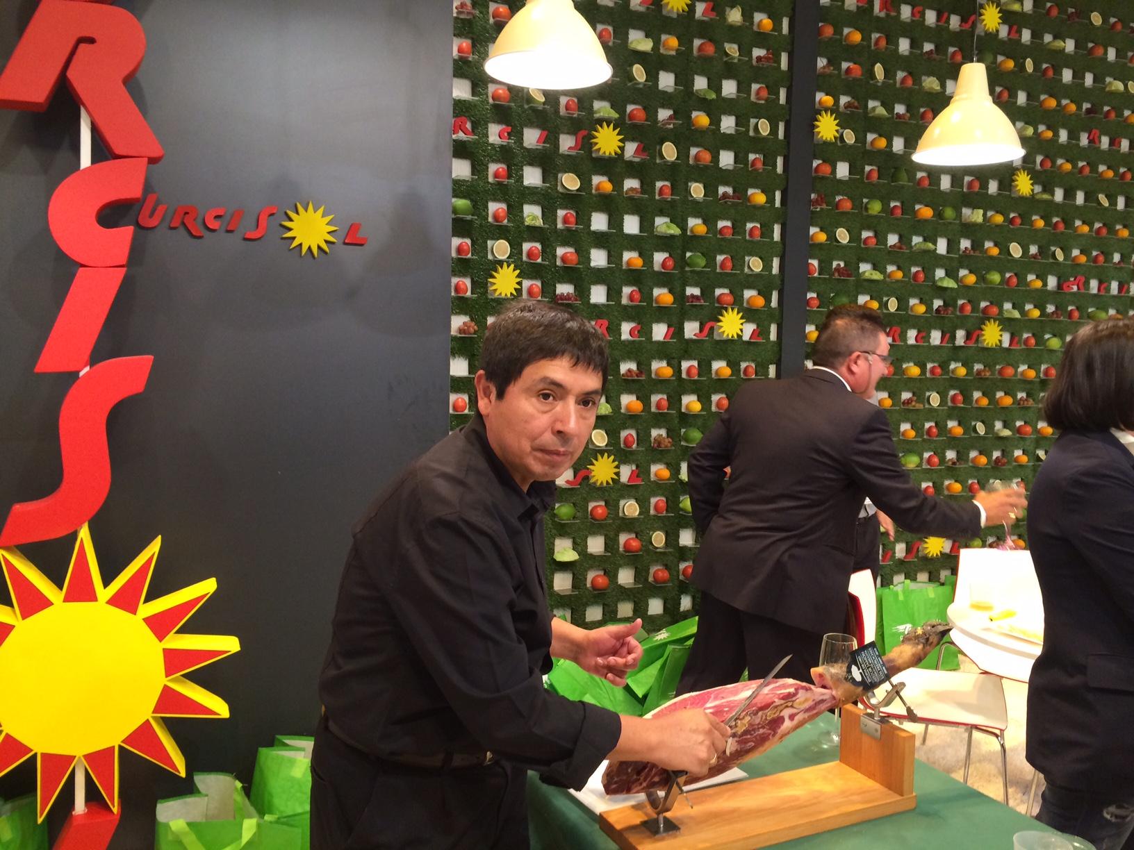 Los mejores jamoneros para su jamón ibérico